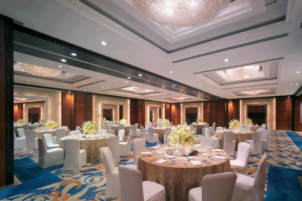 Weddings Ag New World Manila Bay Hotel