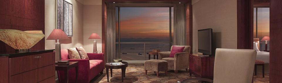 马尼拉酒店房间