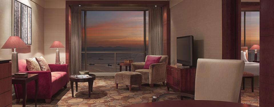 马尼拉海湾酒店套房