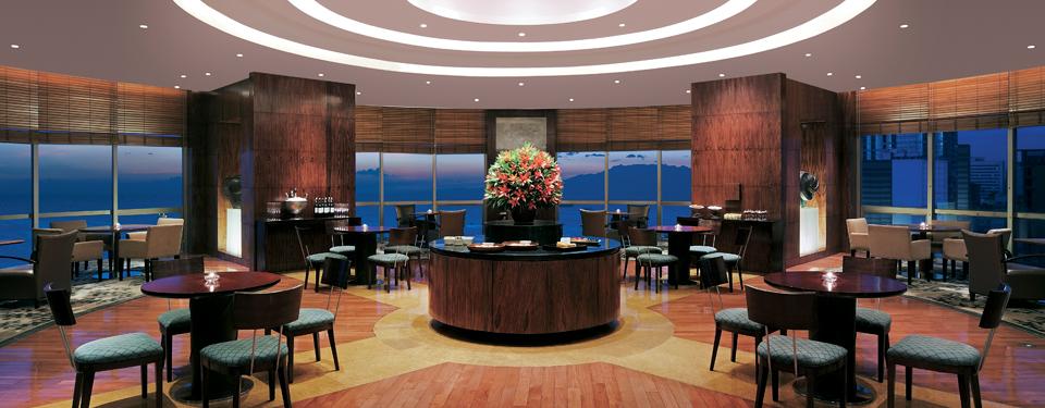 马尼拉海湾酒店行政酒廊