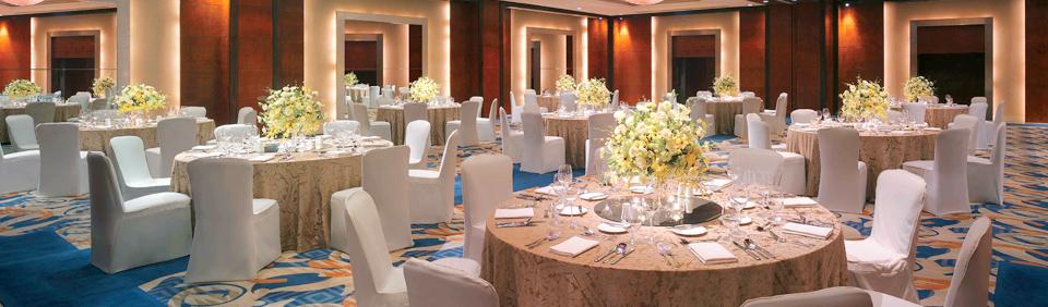 马尼拉豪华酒店婚宴厅