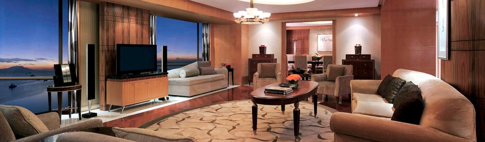 马尼拉海湾豪华酒店客房