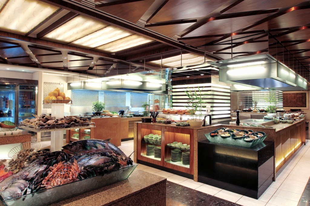 Hotel buffet & international cuisine in Malate, Manila | AG New World Manila Bay Hotel