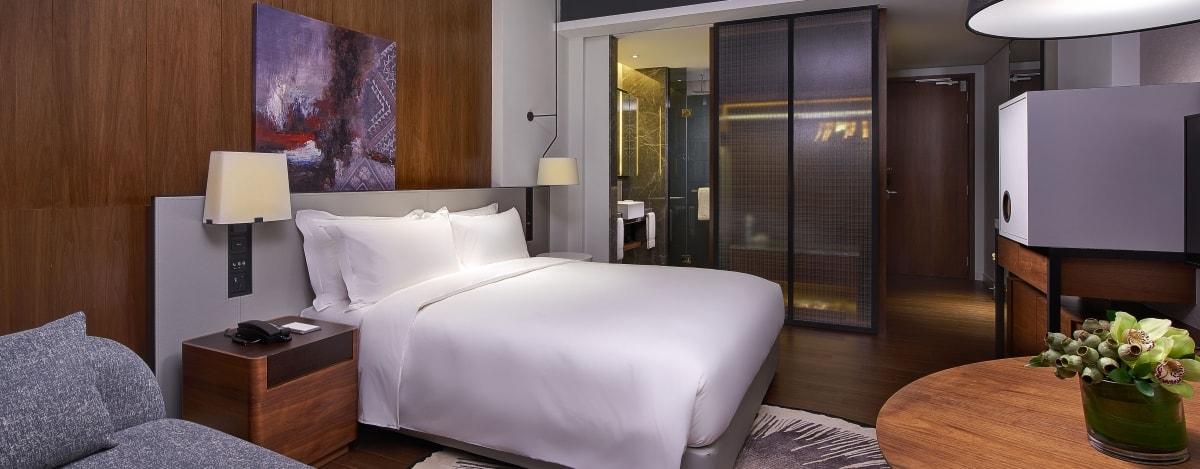 New World Petaling Jaya Hotel Deluxe Room