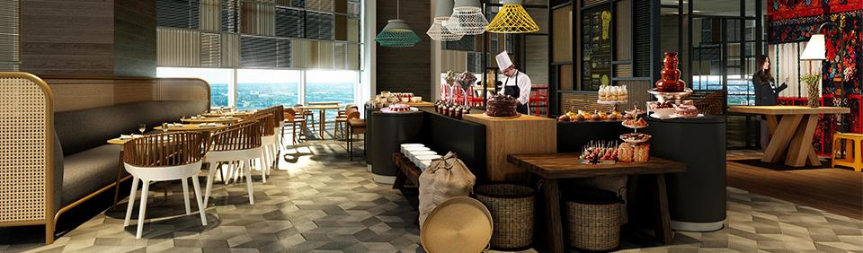 New World Petaling Jaya Hotel Dining