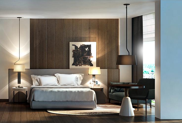New World Petaling Jaya Hotel Guestroom