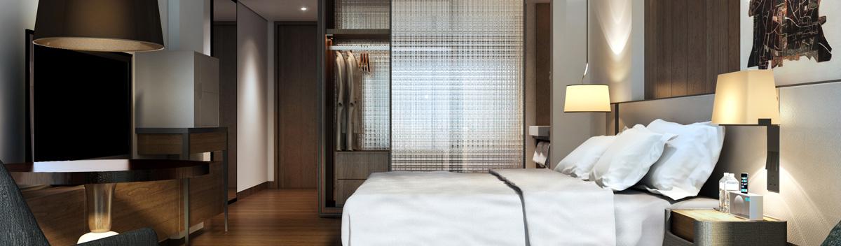 Petaling hotel room