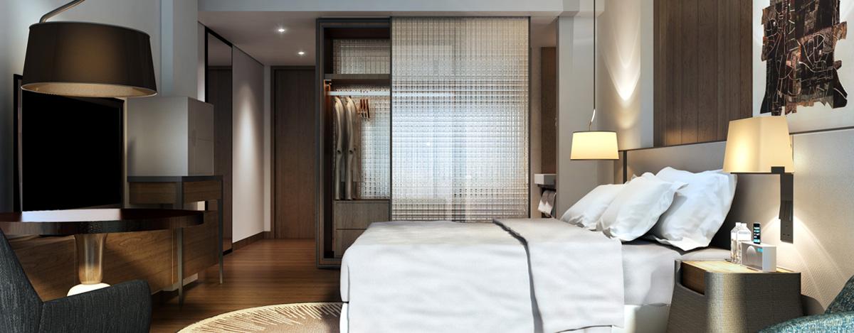 Petangling guestroom