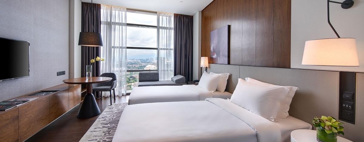 New World Petaling Jaya Hotel Residence Club Premier Room
