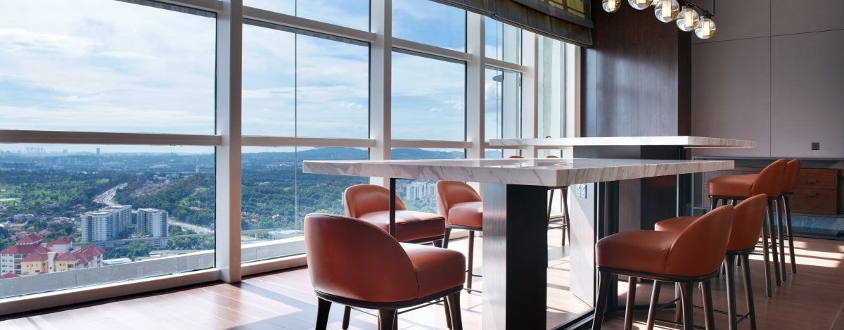 New World Petaling Jaya Hotel Executive Lounge