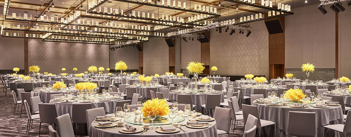 New World Petaling Jaya Hotel Ballroom