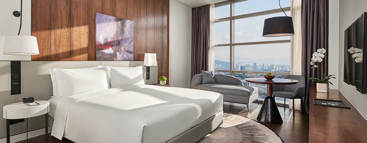 New World Petaling Jaya Hotel Residence Club Premier Room