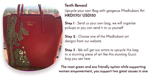 dd4f0701c0 Next Chapter Crowdfunding  Meraki Bags - Empowering Women - By ...