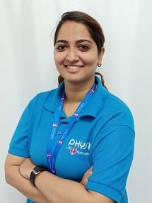 Ashna Waseem Patel Orthopedic Rehab Bengaluru