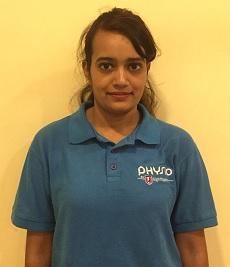 Binal Patel Orthopedic Rehab Bengaluru