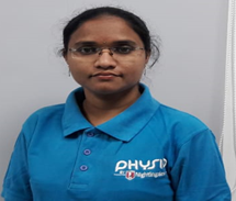 Prasanna Kumari Yalanooru Orthopedic Rehab Hyderabad
