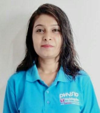 Sarika Suryavanshi Post Surgery Rehab Pune
