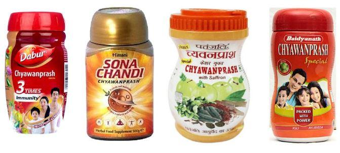 chyawanprash Increases the inner strength