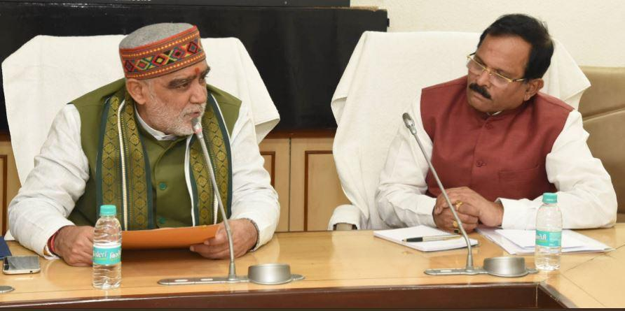 AYUSH Minister and Health Minister