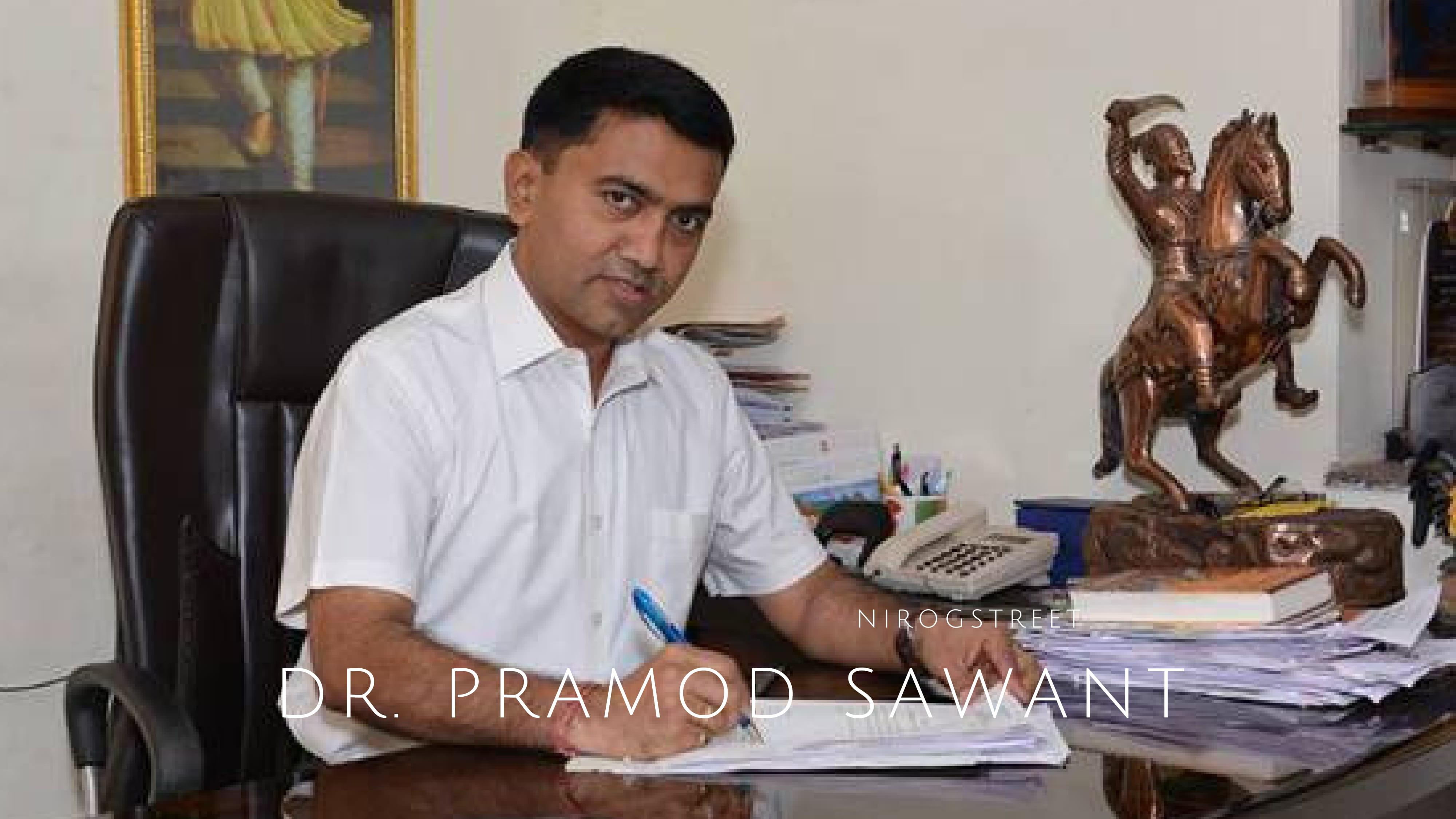 Dr. Pramod Sawant's journey from Ayurvedic doctor to Goa Chief Minister