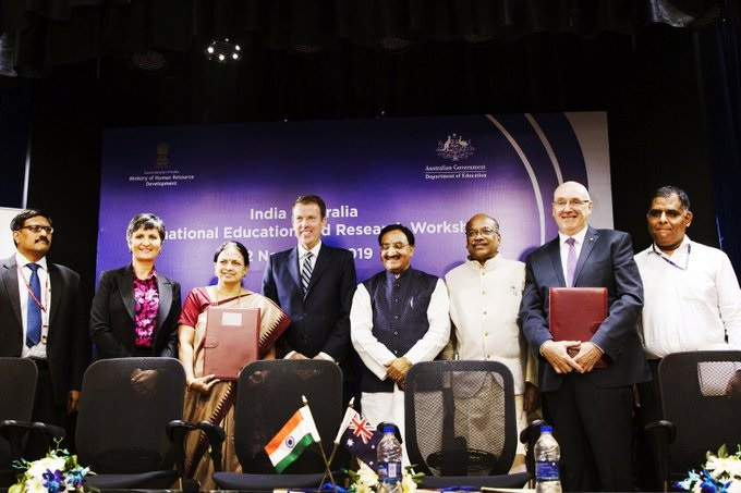 ALL INDIA INSTITUTE OF AYURVEDA SIGN MOU