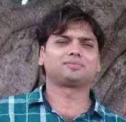 ayurvedic doctor road accident