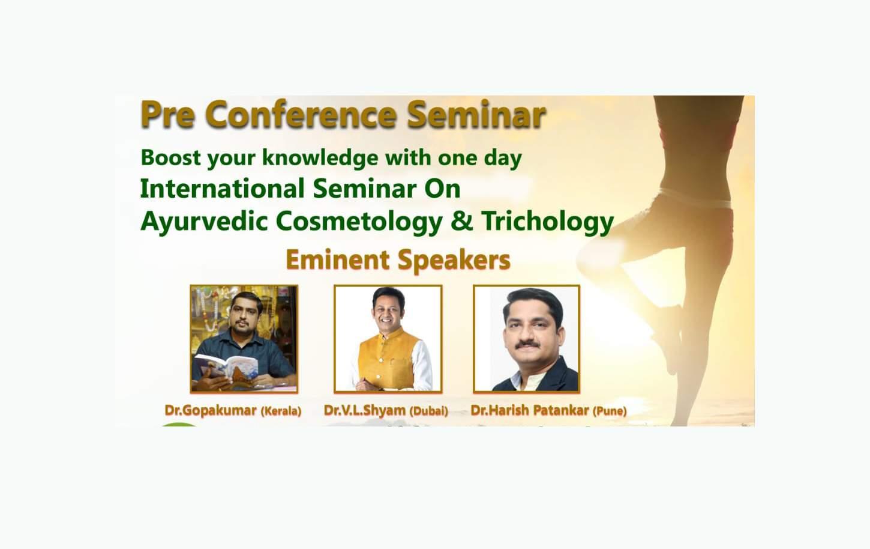 ayurvedic cosmetology and trichology