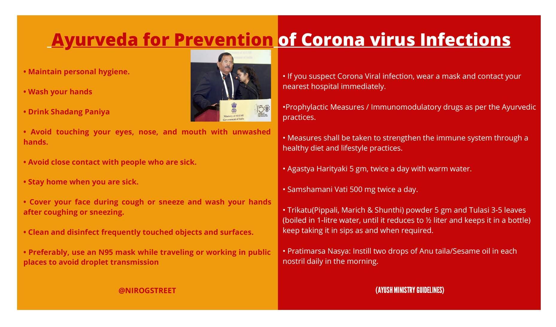 Corona virus Infections