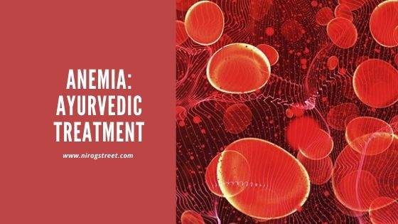anemia treatment in Ayurveda