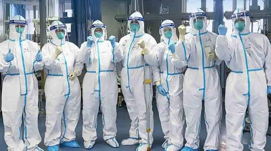 coronavirus test report