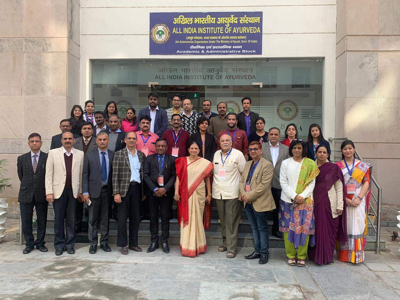 Workshop on Integrative approach for Management of Cancer