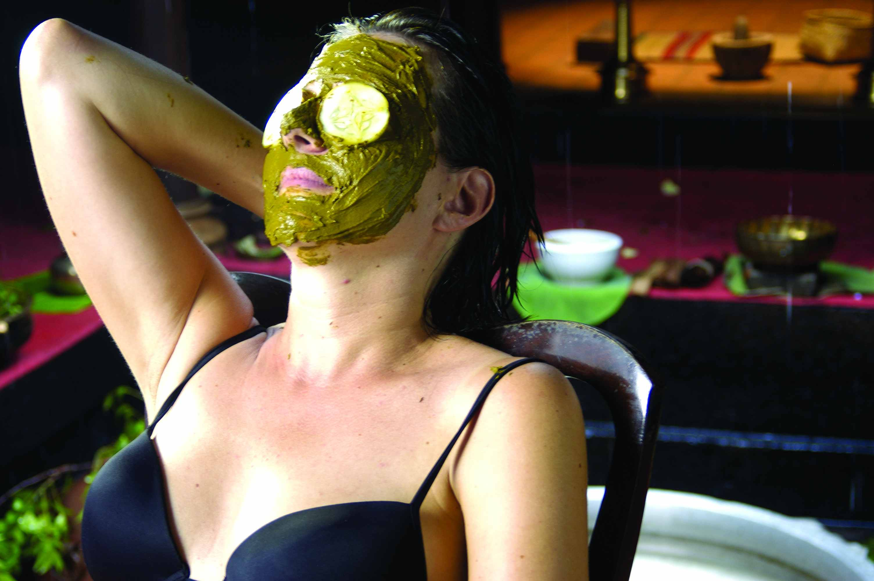 Face Care of Ayurveda