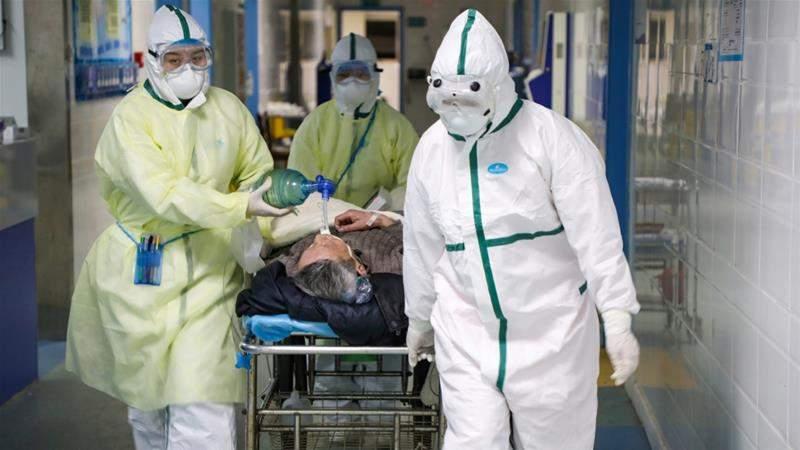 Death toll from coronavirus