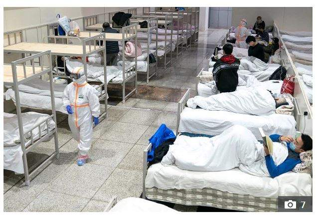 Chinese citizen became an admirer of Indian hospital
