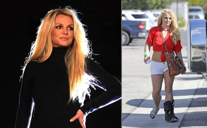 क्या होता है मेडिकल बूट जिसके पहनने पर ब्रिटनी स्पीयर्स चर्चा में है?