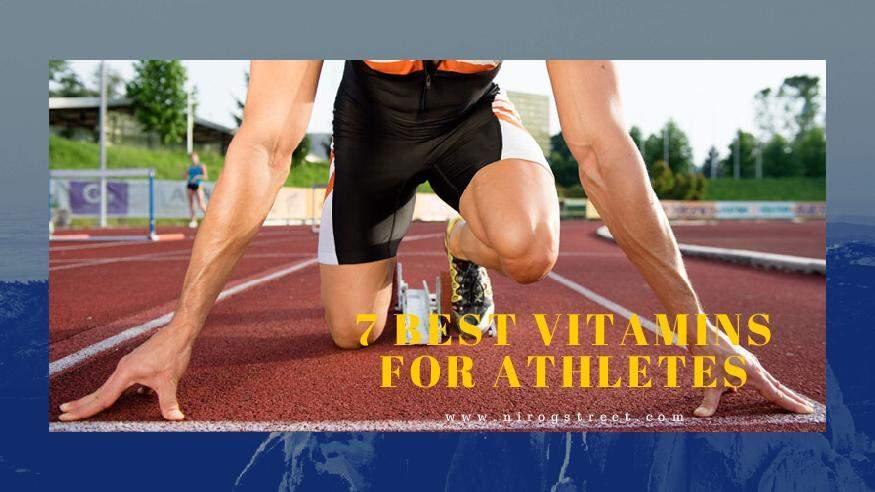 best vitamins for athletes