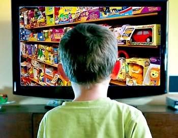 Danger of marketing and advertising on children's health!