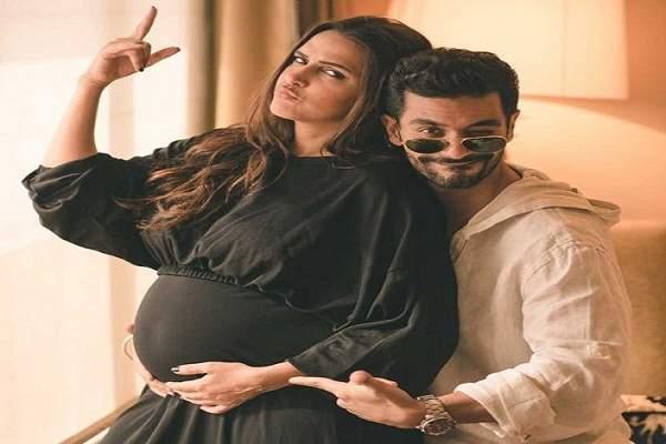 नेहा धूपिया ने गर्भावस्था के दौरान दिल खोल कर खाना खाया