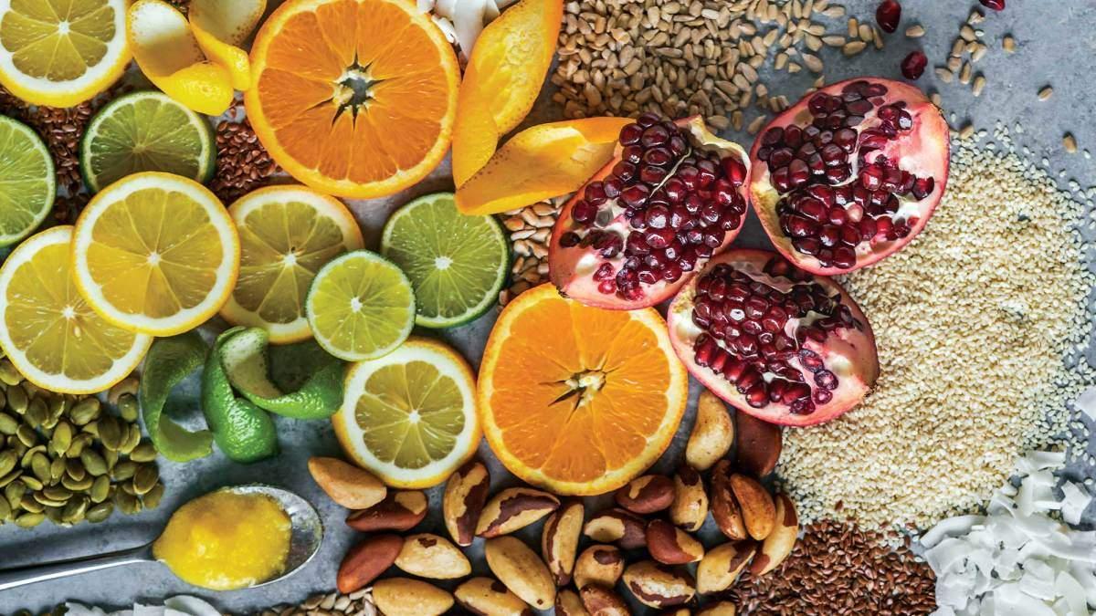 food balance your hormones