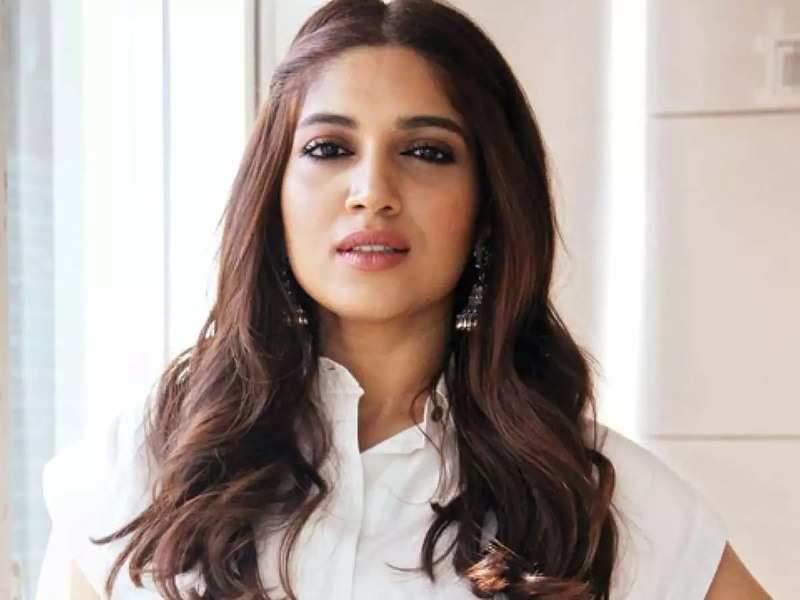माहवारी को लेकर जागरूकता अभियान में शामिल हुईं बॉलीवुड अभिनेत्री भूमि पेडनेकर