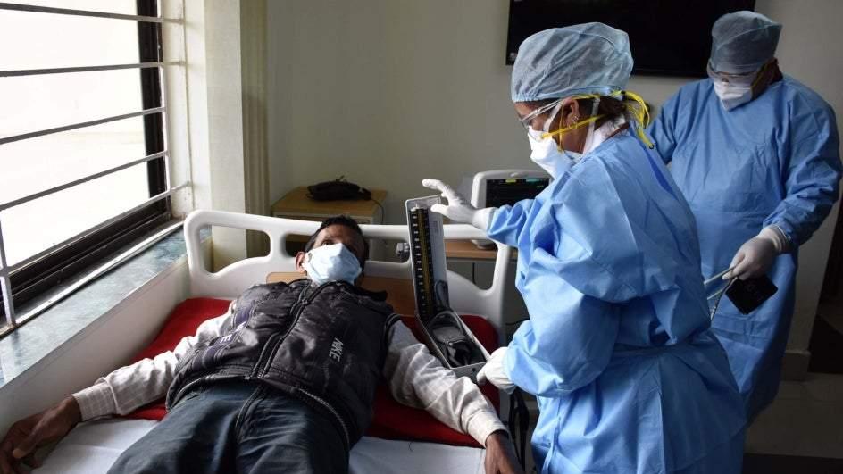 patients of coronavirus