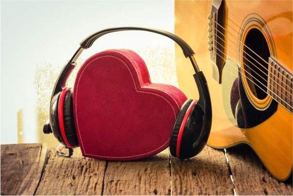 music good for  heart