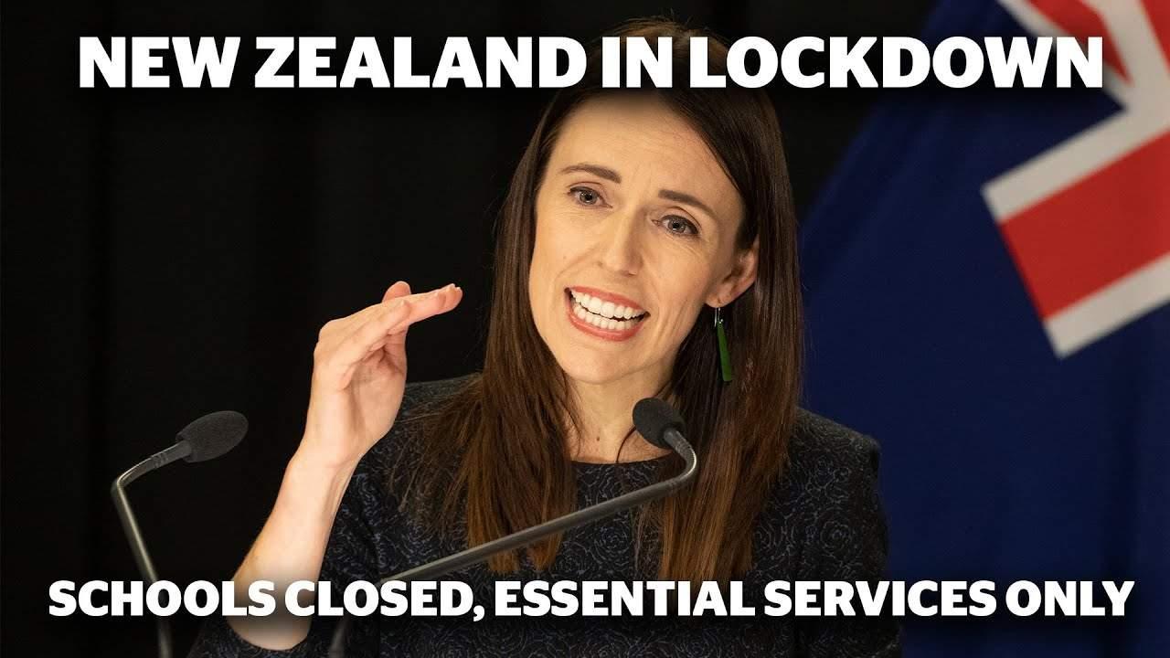 new zealand lockdown