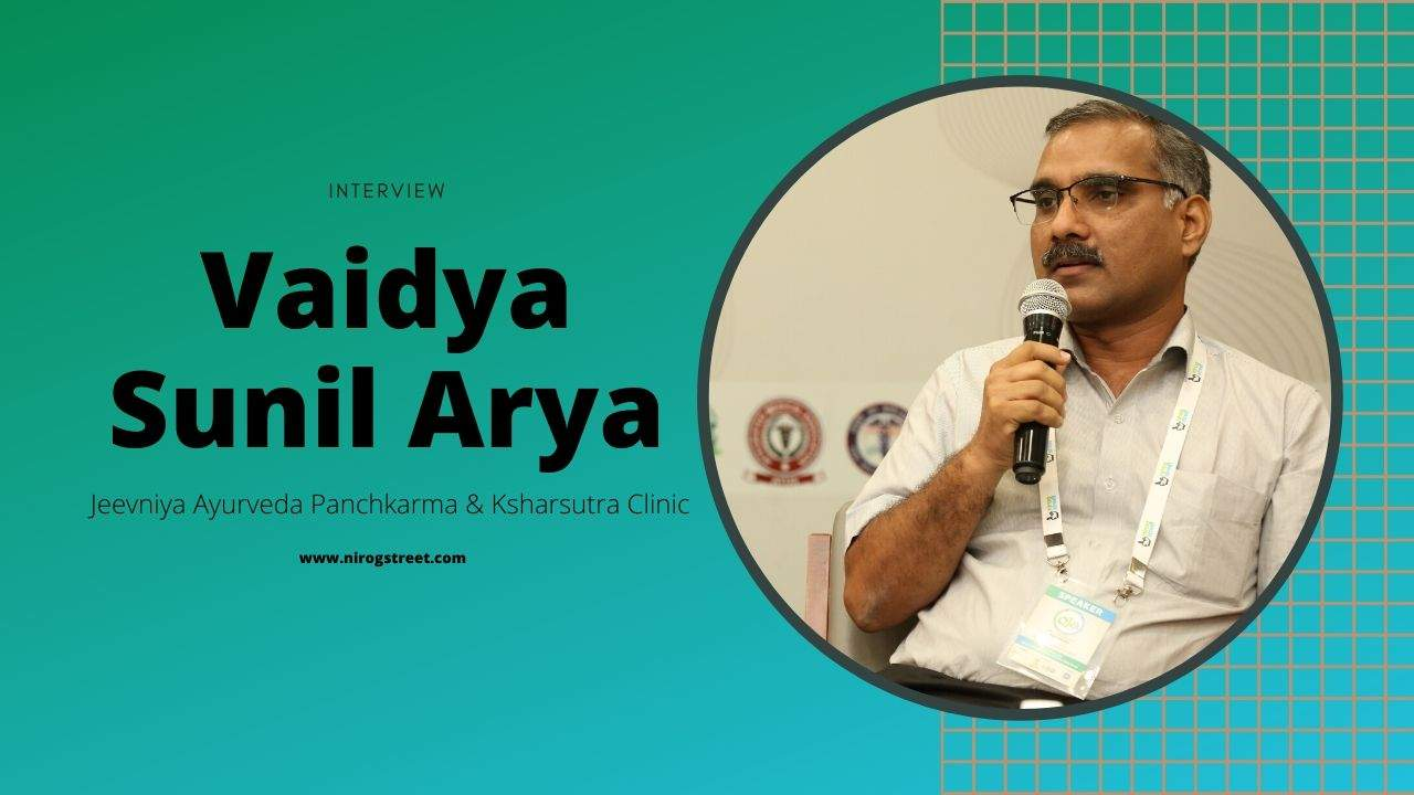 Vaidya (Dr.) Sunil Arya