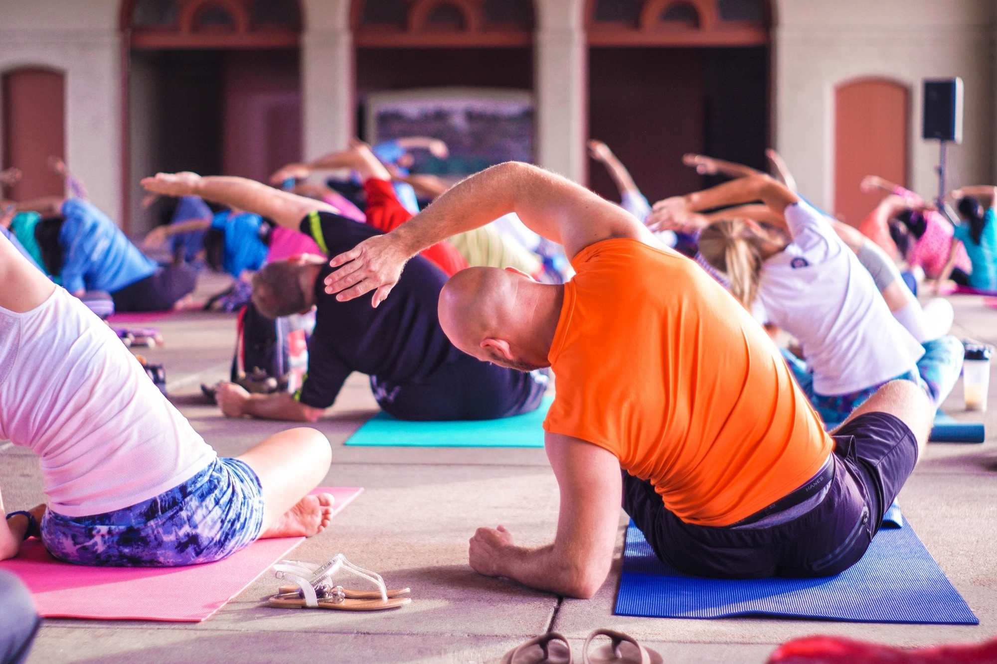 Yoga in cancer treatment