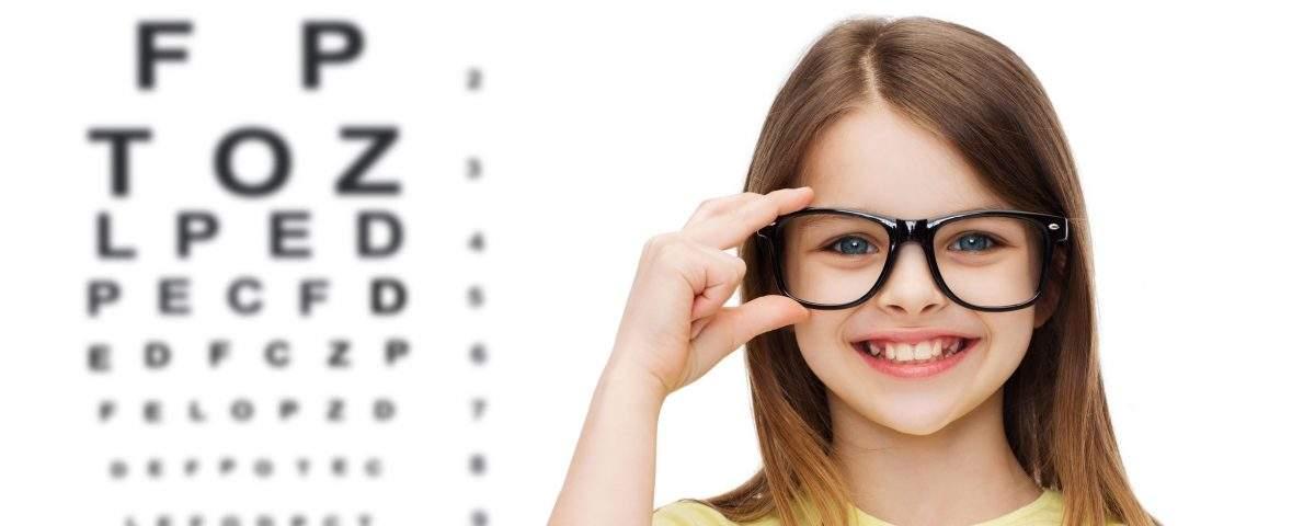 eye problem in children