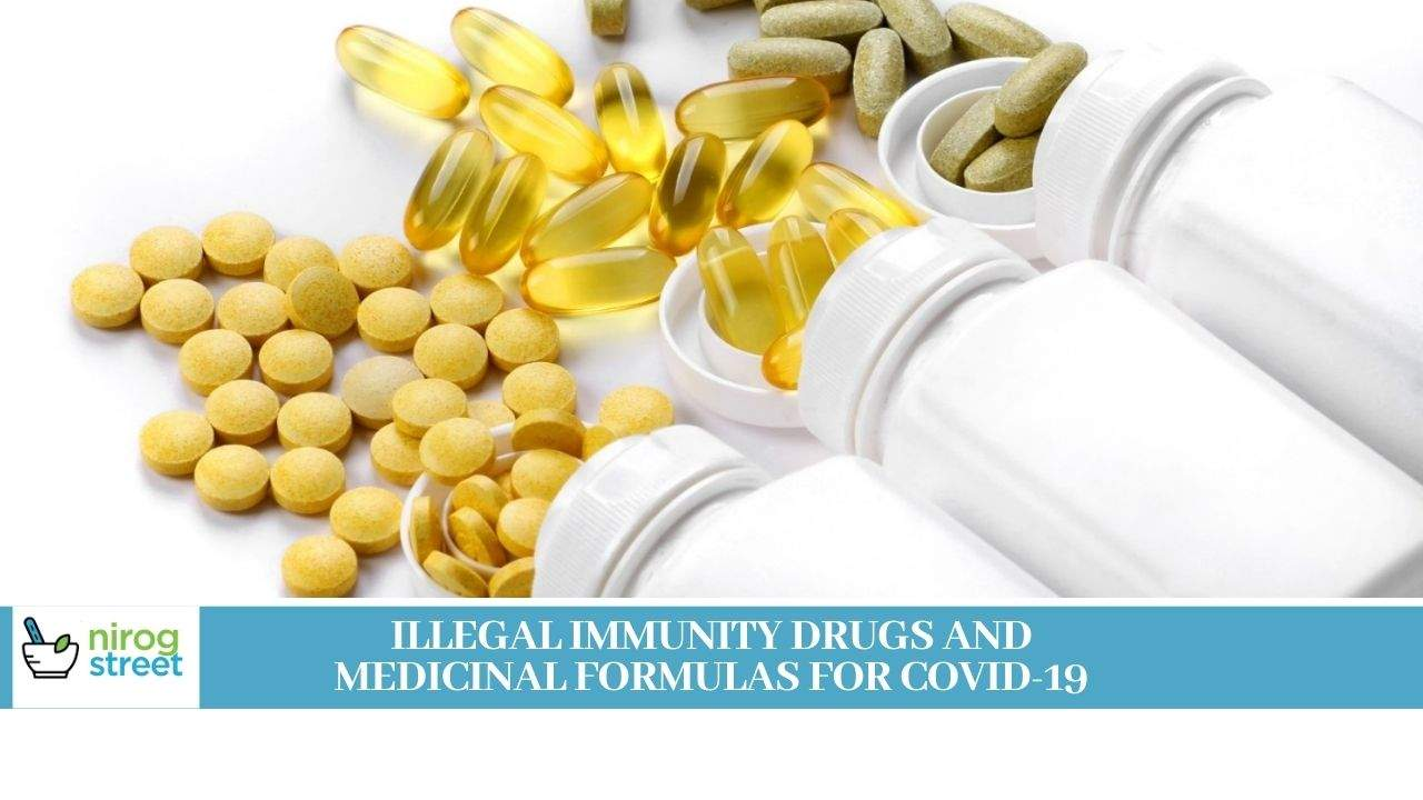 Illegal Immunity Drugs