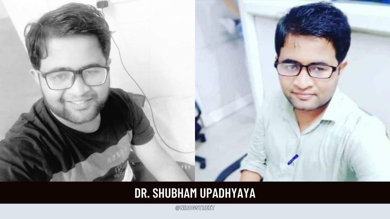 Dr. Shubham Upadhyaya