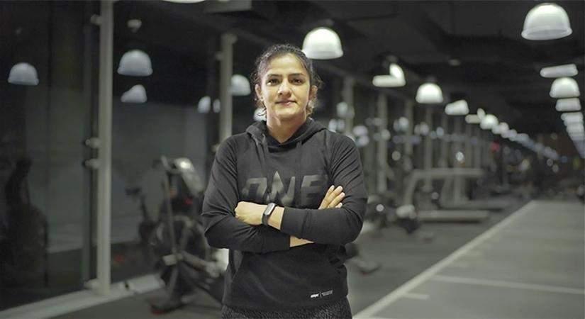 Wrestler Ritu Phogat shares her nutritional routine