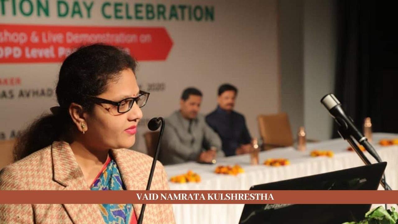 Vaid Namrata Kulshrestha